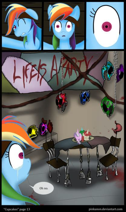 for the adult mlp fim fans • cupcakes the comic by pinkanon