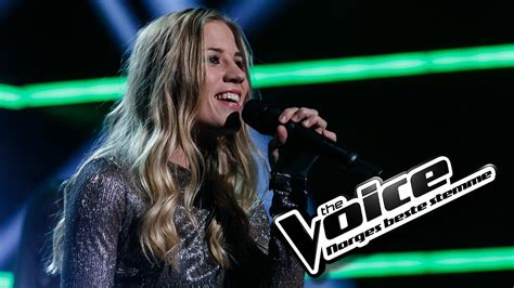 Mirjam Johanne Omdal - Not Too Young | The Voice Norge