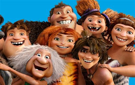Release Dates Set For The Croods 2, Spooky Jack | 411MANIA