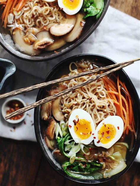 23 Ramen Recipes to Prepare for the Cool Weather - An