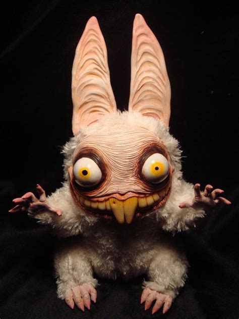 Cute and Creepy Artisan Dolls by Santani - Mayhem