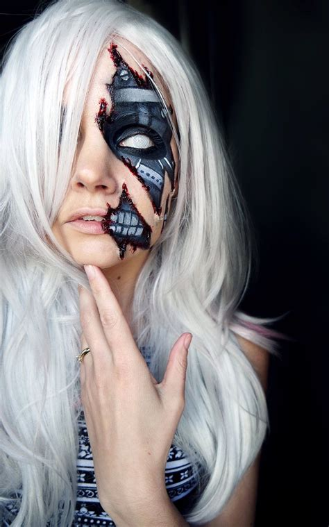 Complete List of Halloween Makeup Ideas { 60+ Images
