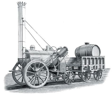 Stephenson's Rocket   Fun facts for kids, George
