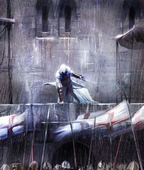 Assassin's Creed: Altair's Chronicles Concept Art