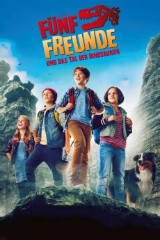 The Famous Five and the Valley of Dinosaurs (2018) YIFY