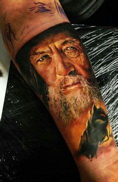 62 Amazing Gandalf Tattoos | NSF - Music Magazine - Part 3