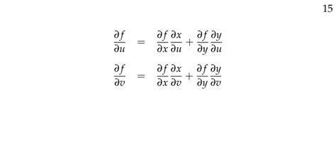 Session 34: The Chain Rule with More Variables   Part B