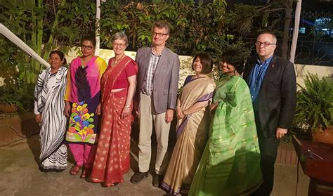 Norwegian ambassador honours groundbreaking Bangladeshi
