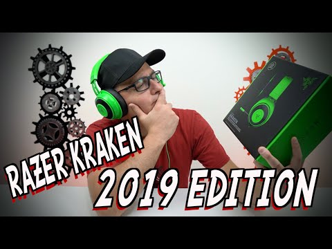 "Razer Kraken Forged Edition ""Special"" Unboxing & Review"