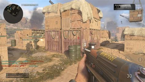 Call of Duty: WWII 'Shipment 1944' MP map available in