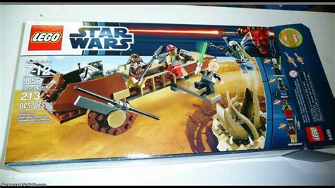 Lego Star Wars 9496 Desert Skiff with Sarlacc Pit, Boba