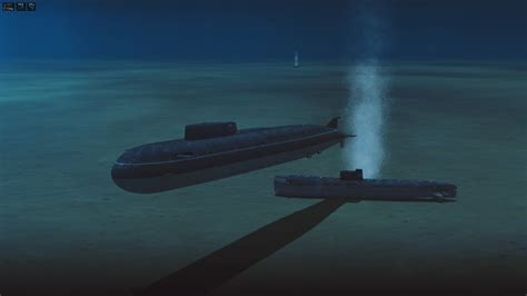 Cold Waters - The North Atlantic Mission IV - Oscar-class