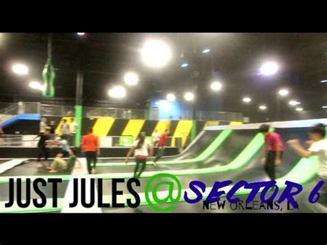 Sector6 | New Orleans | justjules VLOG - YouTube