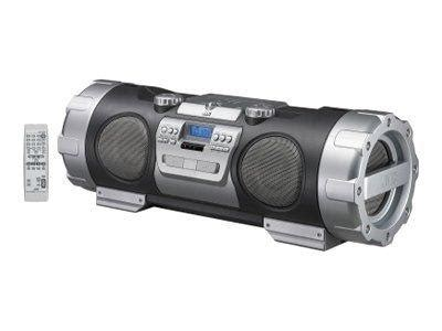 JVC BoomBlaster RV-NB20B, CD, MP3, - Komplett