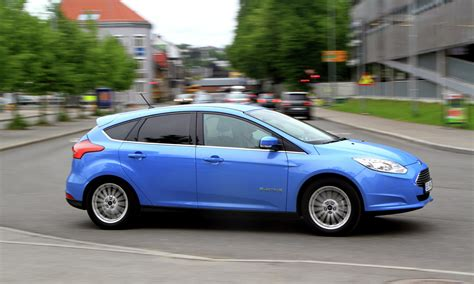 Ford Focus Electric 2014 Rekkevidde - Ford Focus Review