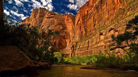 Zion National Park Wallpapers HD | PixelsTalk