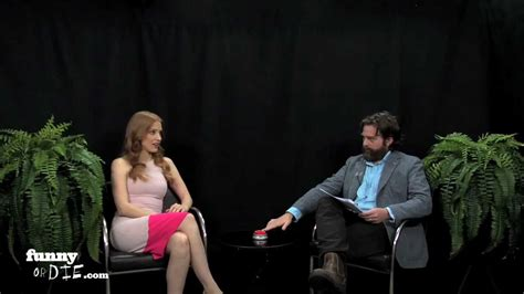 Oscar Buzz Edition Part 2: Between Two Ferns with Zach